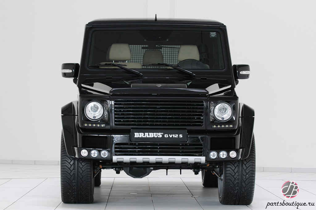 brabus widestar mercedes benz g class w463 g350 bluetec. Black Bedroom Furniture Sets. Home Design Ideas