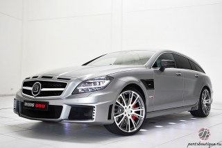 Аэродинамический обвес Brabus Rocket Mercedes-Benz CLS X218 63 AMG Shooting Brake